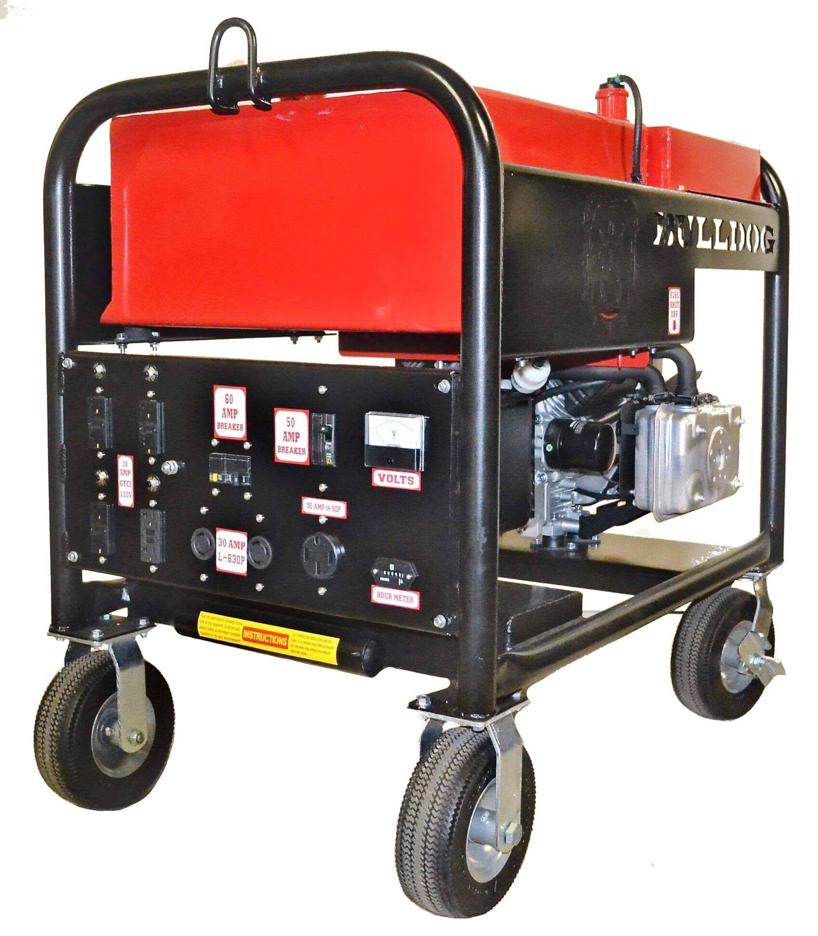 BULLDOG 16 000 Watts – GATOR GENERATORS