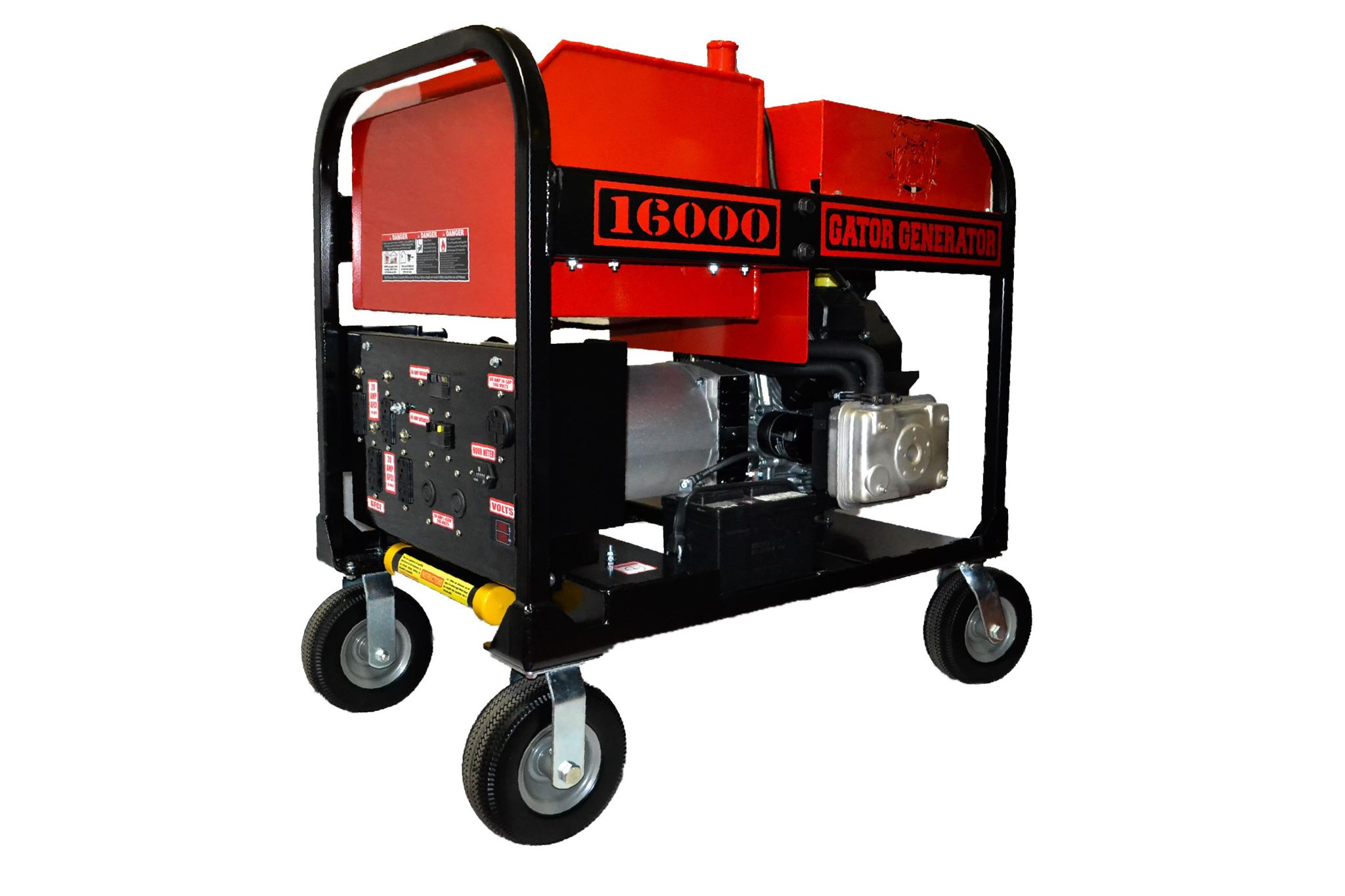 BULLDOG 16,000 Watts | GATOR GENERATORS